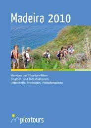 2% - Madeira Reisen