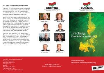Fracking: - Sabine Wils