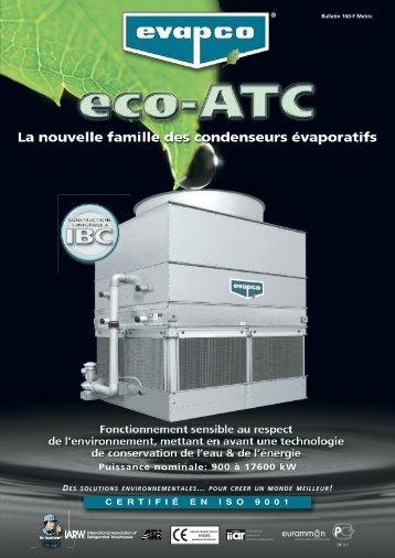 Catalogue - EVAPCO Europe NV