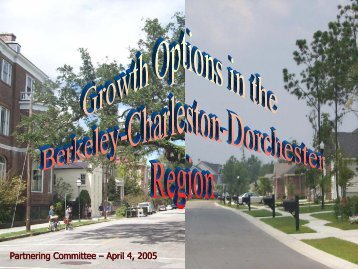 Partnering Committee – April 4, 2005 - BCD Council of Governments