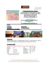 6 Tage Botswana Classic - Jenman African Safaris