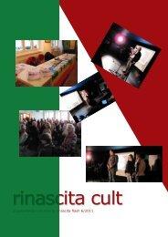 rc 2011 - Associazione culturale Rinascita e. V.