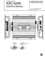 KAC-629S - diagramas.diagram...