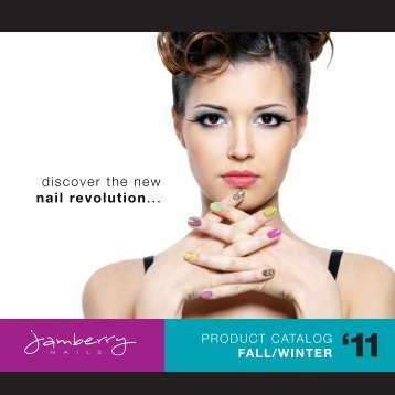 Discover The New nail Revolution - Jamberry Nails