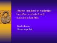 Eiropas standarti