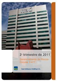 BANCO ITAU UNIBANCO_Circ. 3477_30062011 - Relações com ...