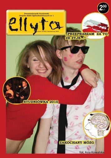 Wydanie 3 2009/2010 - ZSO nr 1