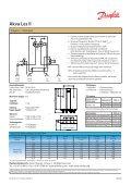 Akva Les II Lavtemperatur vandvarmer - Danfoss Redan A/S - Page 2