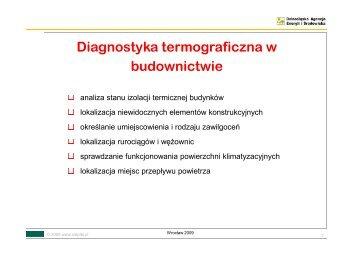 Termowizja w budownictwie - Cieplej.pl