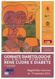 Giornate diabetologiche dell'Emilia - Romagna - Anmco
