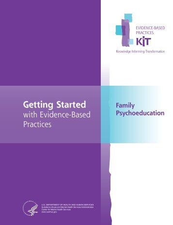 Evidence-Based Practices KIT - SAMHSA Store - Substance Abuse ...