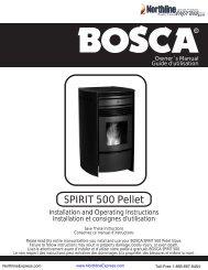SPIRIT 500 Pellet - NorthlineExpress.com