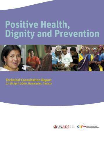 Positive Health, Dignity and Prevention - CariMAN