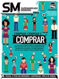 COMPRAR, COMPRAR E... - Supermercado Moderno
