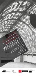 Verstrickt - Hochschule für Künste Bremen