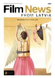 Latvian Animation - Nacionālais Kino centrs