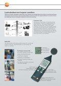 testo 815/816 - Nordtec Instrument AB - Page 2
