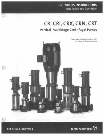 SCR series Manual.pdf - Emerson Swan