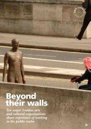 Beyond their walls [PDF 2.1 MB] - Arts Council England