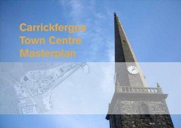 Masterplan - Carrickfergus Borough Council