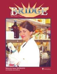 Welcome Issue 06/07 - Concordia University