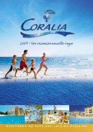 2009 - Les vacances nouvelle vague - Coralia