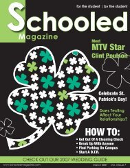 by the student - Schooled Magazine