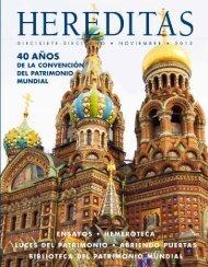 ConvenCión del patrimonio mundial - ICOMOS Open Archive