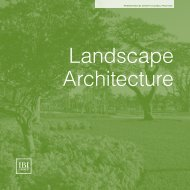 Landscape Architecture - IBI Group
