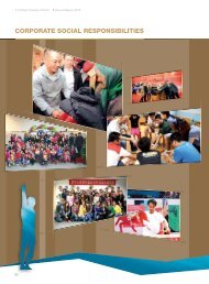 2012 Corporate Social Responsibility Report - Li Ning