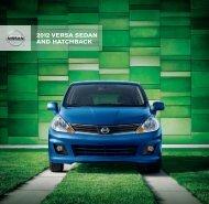 2012 Versa sedan and HaTCHBaCK - VinSolutions