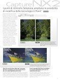 Capture NX 2 − Potenti strumenti per una modifica rapida e ... - Nital.it - Page 5