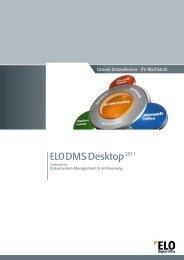 ELO DMS Desktop - Fluctus IT GmbH