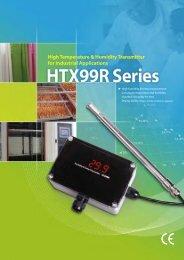 HTX99R High-Temp & High-Humidity Transmitter