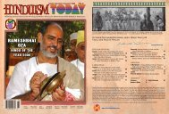 Rameshbhai Oza - Hinduism Today Magazine