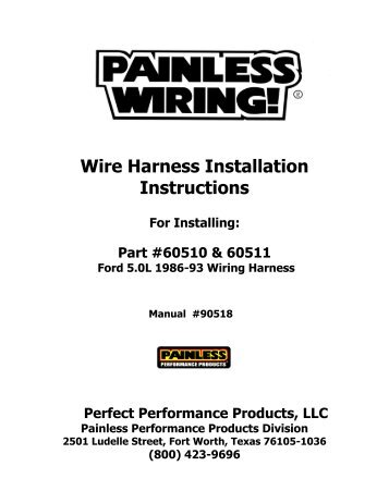 wire harness installation instructions painless wiring?quality=85 circuit diagrams for multi wiring harness ii e46 all 5878 wiring harness installation instructions at gsmportal.co