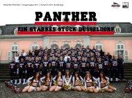 EIN STARKES STÜCK DÜSSELDORF - Düsseldorf Panther