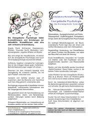 pdf datei Energetische Psychologie - Heilsuse
