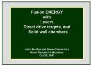 pdf (3668kB) - Fusion Energy Research Program