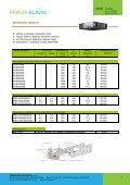 ceník klimatizačních jednotek toshiba - PRIMA - KLIMA Pardubice - Page 7