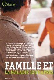 dossier Famille et cancer - Ligue-cancer83.net