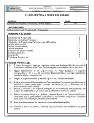 HOJA DE CONTROL DE EMISIÓN Y REVISIÓN - Gobierno del ...