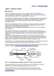 bedea – Rosenberger - Bedea Berkenhoff & Drebes GmbH