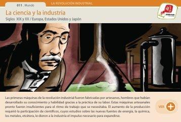 La ciencia y la industria - Manosanta