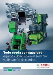 Todo rueda con suavidad: equipos Bosch para el ... - Bosch Argentina
