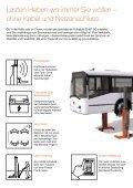 Mobile Radgreif-Hebeanlage EHB® DC 907 / 908 wireless - Seite 2