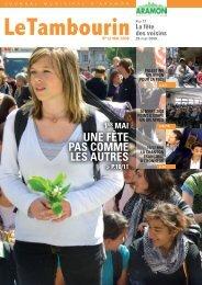 uNE fêTE PAS COMME LES AuTRES - Aramon.fr