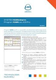 Ulotka ozc 4.5 Pro - KAN-therm