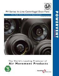 Soler & Palau PV Brochure - James Electric