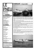 Le Pneu N° 87 - Pneuboat.com - Page 2